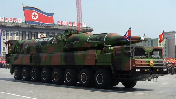 Image result for North Korea Missile Development